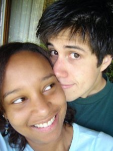 a favorite of mine. the boyfriend and i back in 2007.